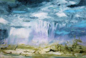 Summer Rain by Banx 1300x900mm MC6667